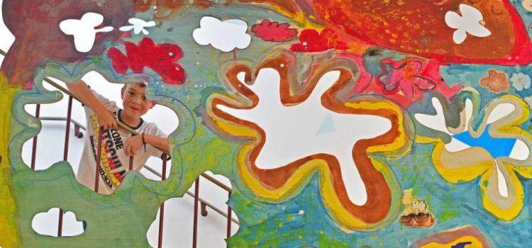 Kunstwerkstatt Sant'Egidio mit Hort in der Max-Dauthendey- Schule