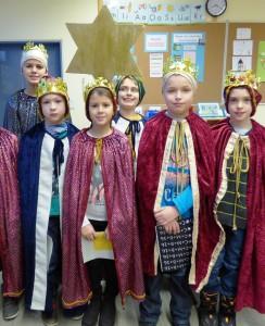 Unsere sieben Könige