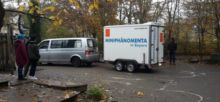 Miniphänomenta – ES GEHT LOS!