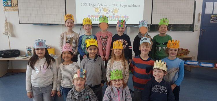 100 Tage Schulkind