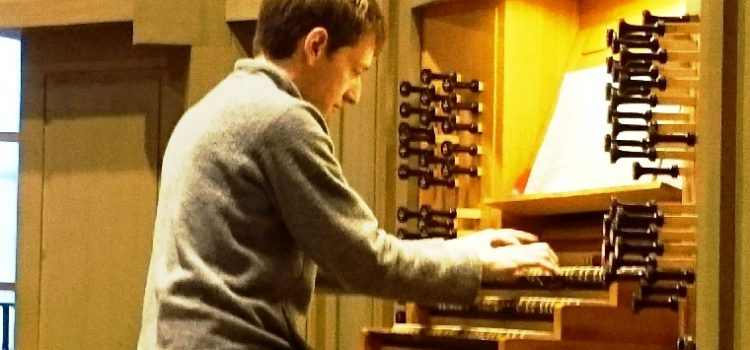 Orgelführung in St. Stephan