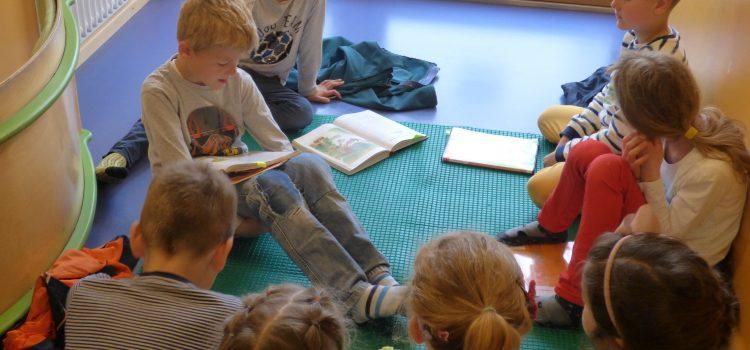 Im Kindergarten St. Rita