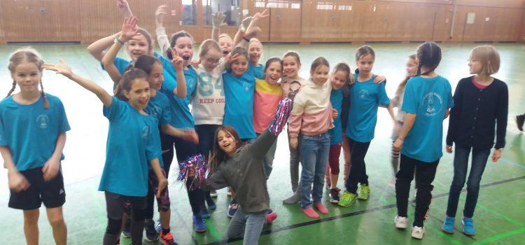 Mädchen-Fußballturnier am 20.02.2020